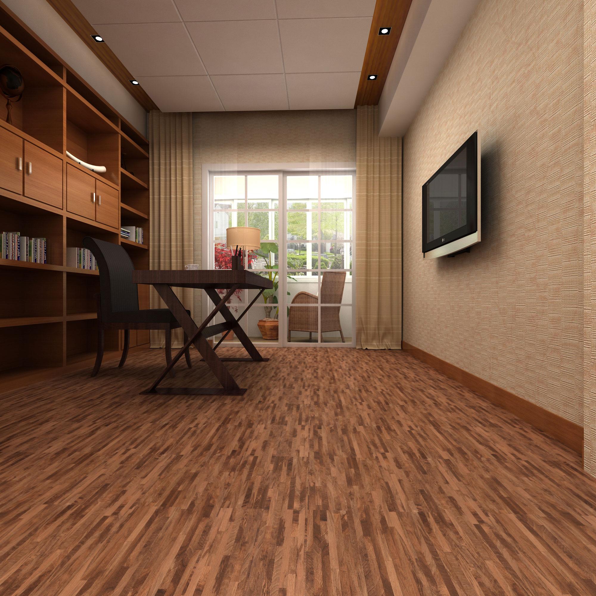 Sàn nhựa vân gỗ Amstrong