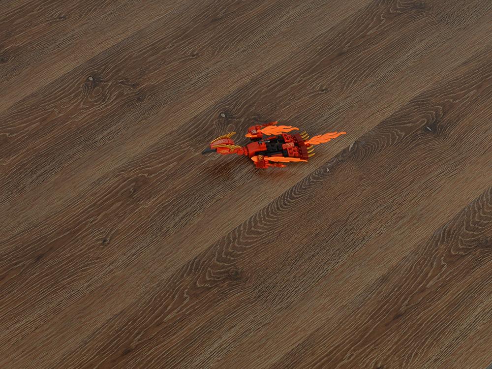 Sàn vinyl hèm khóa vân gỗ