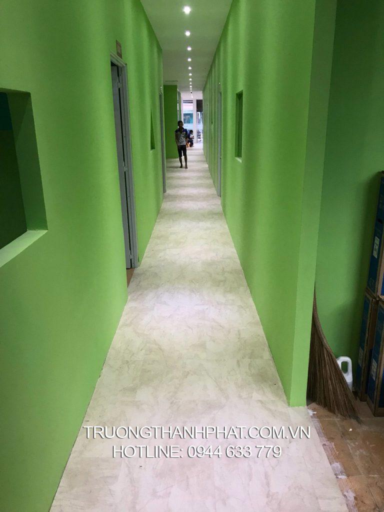 Mua sàn nhựa vân đá tại TP HCM