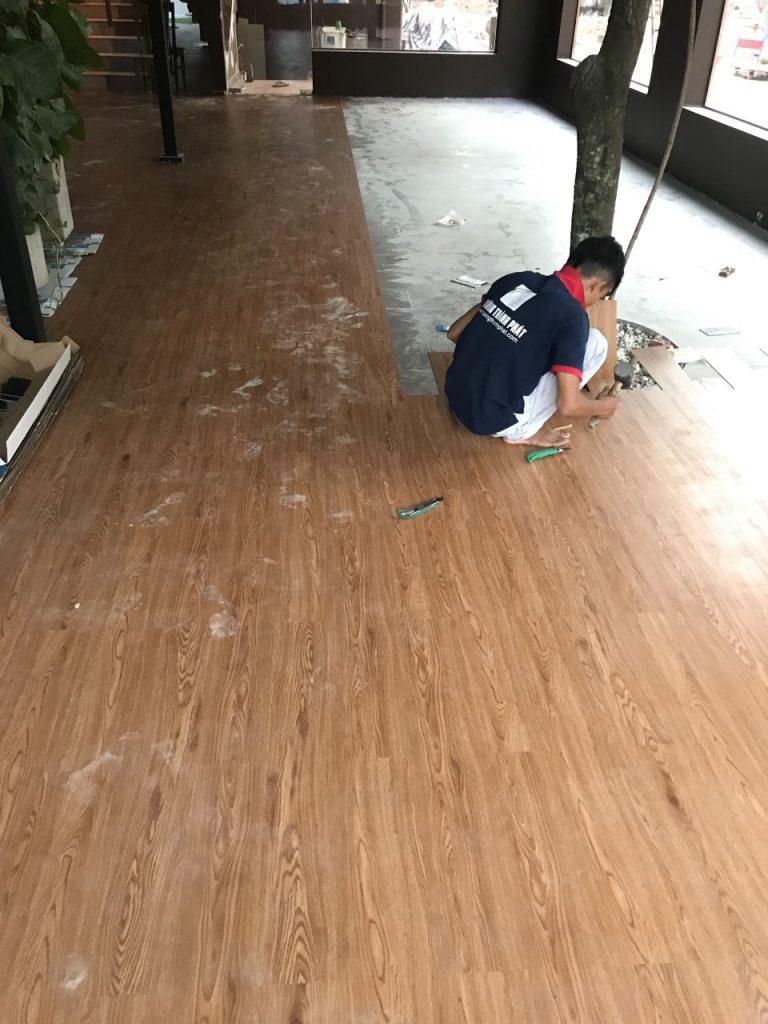 Mua sàn nhựa giả gỗ tại Biên Hòa, Đồng Nai