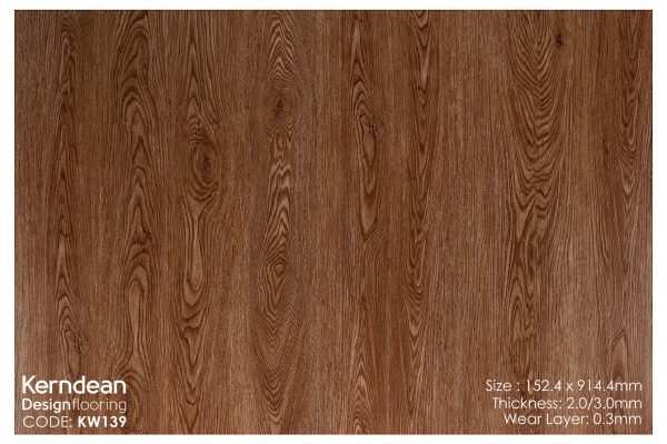 Sàn nhựa vân gỗ Kerndean KW115