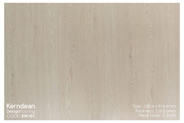 Sàn nhựa giả gỗ Kerndean KW101