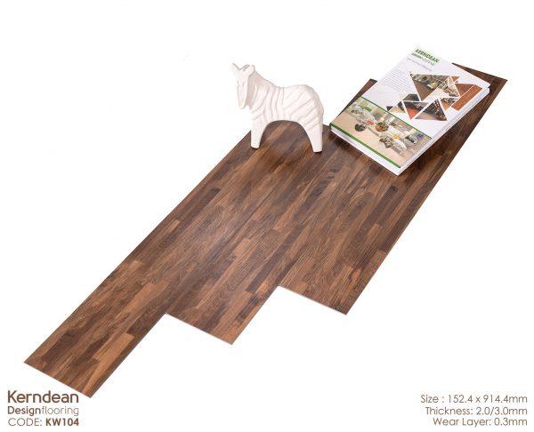 Sàn nhựa vân gỗ Kerndean KW104