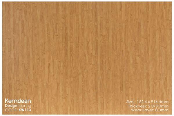 Sàn nhựa giả gỗ Kerndean KW113