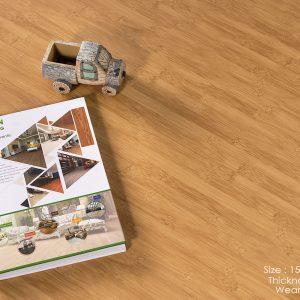 Sàn nhựa vân gỗ Kerndean KW113