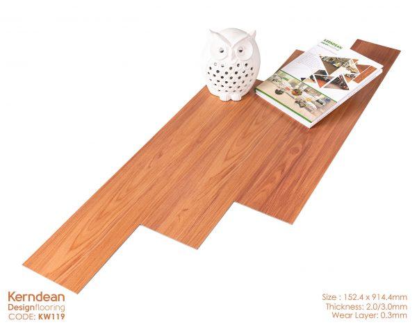 Sàn nhựa vân gỗ Kerndean KW119