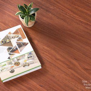 Sàn nhựa vân gỗ Kerndean KW120