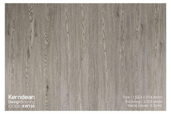 Sàn nhựa giả gỗ Kerndean KW150