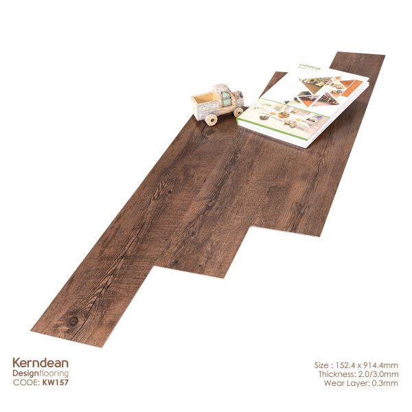 Sàn nhựa vân gỗ Kerndean KW157